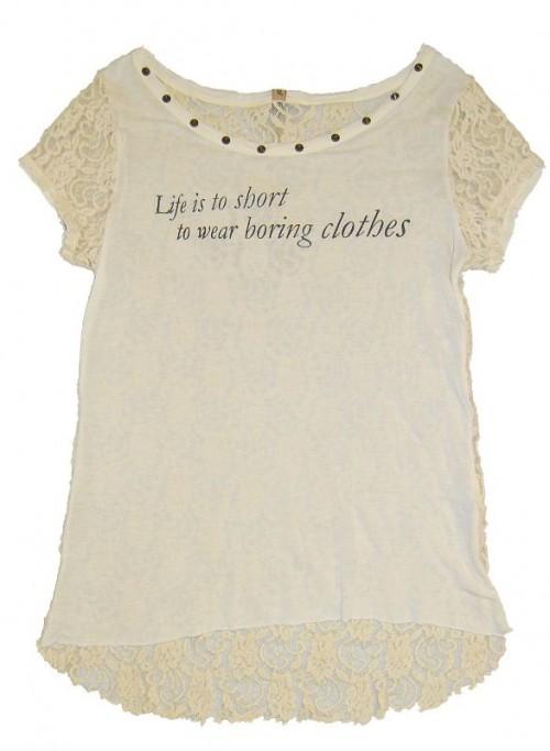 T-shirt z Maximus Fashion Center, 215 zł