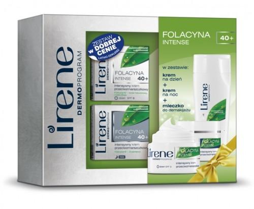 Zestaw kosmetyków Dr Irena Eris Folacyna Intense, rekomendowana cena detaliczna: 47,49  zł
