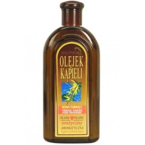 Olejek do kąpieli firmy Bielenda zapewni Ci aromatyczną kąpiel pobudzającą. Zawiera olejki aromaterapeutyczne: ylangowy - znany afrodyzjak z Azji oraz grejpfrutowy - przeciwdepresyjny. Bielenda, około 14 zł