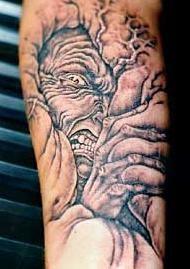Zdjęcie pochodzi ze strony tatuaze.net.pl