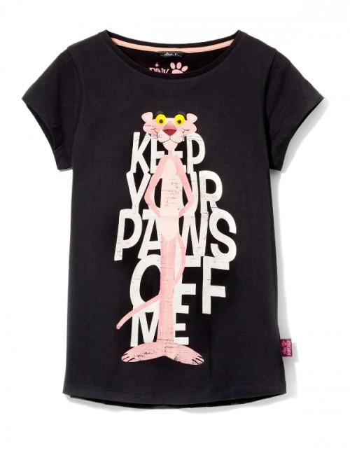 House kolekcja T-shirtów z Różową Panterą