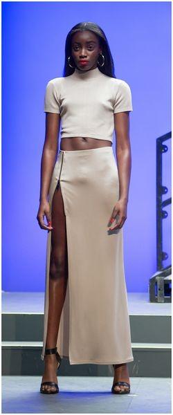 Rihanna dla River Island - pokaz na London Fashion Week 2013