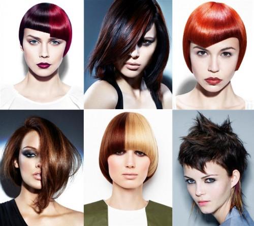 Kolekcja fryzur Essential Looks 1:2013
