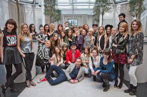 W spotkaniu uczestniczyło 50 topowych blogerów modowych z całej Polski, którzy jako pierwsi otworzyli wiosenną edycję Warsaw Fashion Weekend