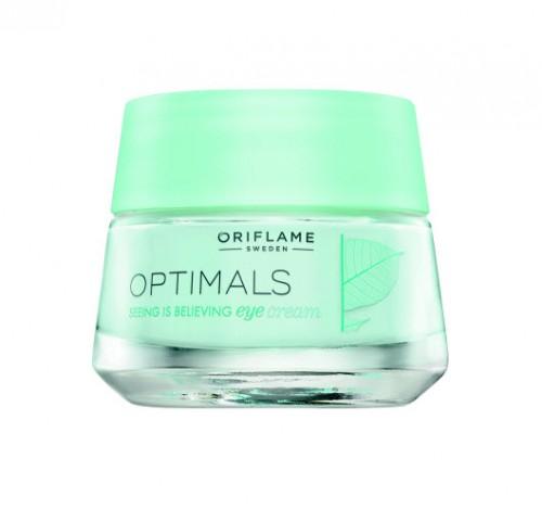 Krem pod oczy Optimals Seeing is believing, Oriflame,