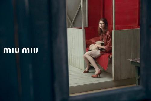Miu Miu - kampania wiosna 2013, Kurtki i płaszcze - wiosna/lato 2013