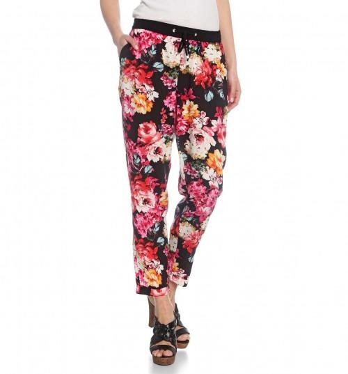 Spodnie w kwiaty C&A, 89.90 zł