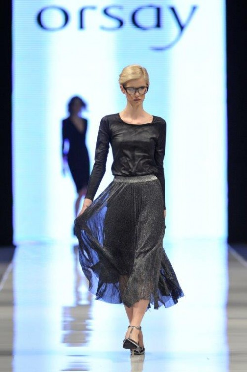 Kolekcja Orsay 2013 Fashion Week Poland