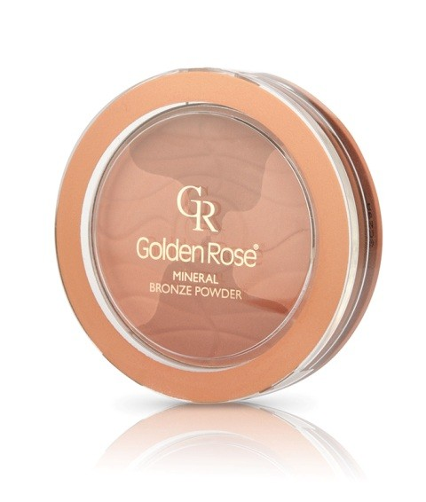 Mineral Bronze Powder, Golden Rose, cena ok. 27,90 zł/ 13 g