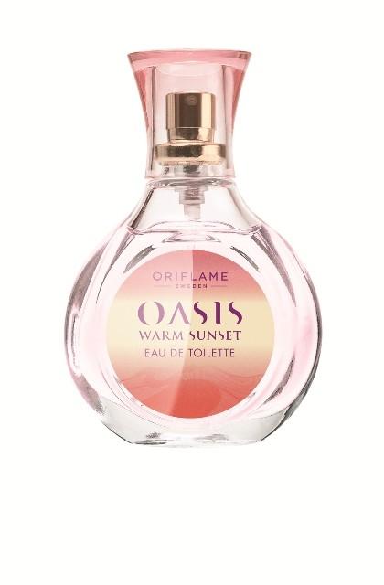Woda toaletowa Oasis Warm Sunset, Oriflame, 36 zł/ 30 ml