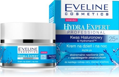 Krem na dzień i na noc Hydra Expert Professional - Eveline Cosmetics