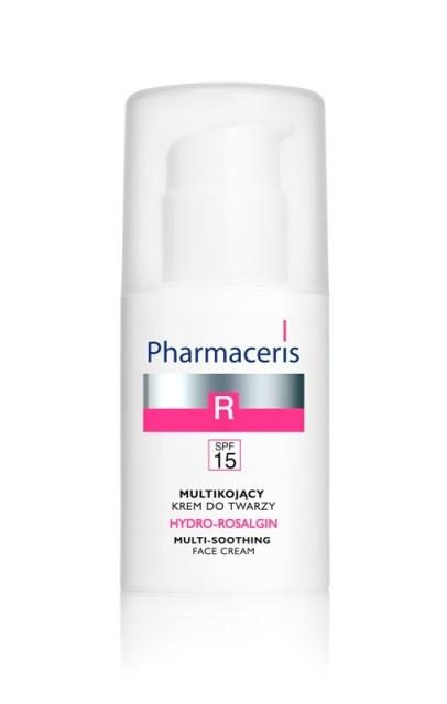Multikojący krem do twarzy dla skóry tłustej, mieszanej i wrażliwej SPF 15, Pharmaceris, 39,50 zł/ 30 ml