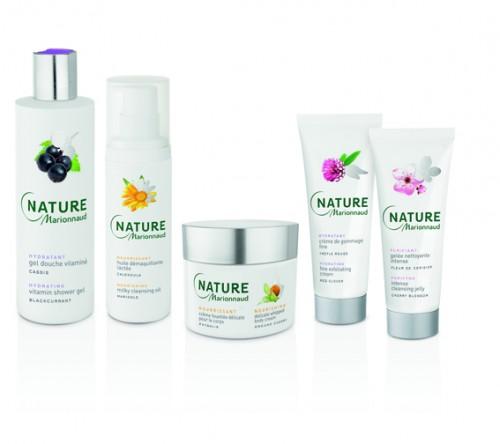 Linia kosmetyków naturalnych Marionnaud Nature, ceny wahają się od 25 zł do 80 zł