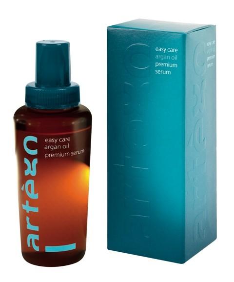 Serum do włosów Argan Oil - artégo, ceny: 31,50 zł/ 25 ml oraz 83,90 zł/ 100 ml