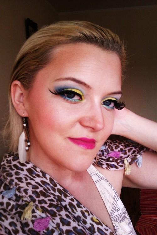 Makijaże Czytelniczek kobieta.wieszjak.pl - konkurs z Pierre Rene 2013