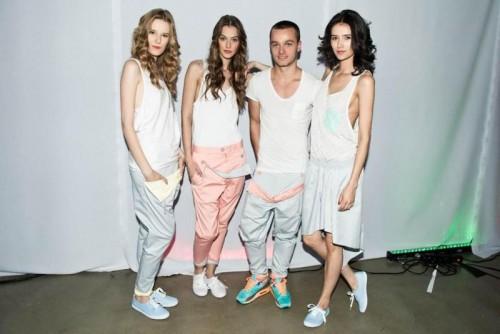 Backstage Madox  - Ariel Fashion Show