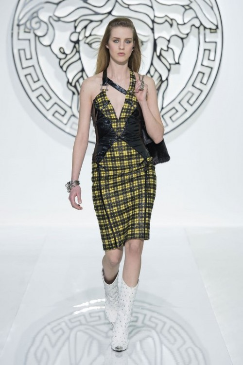 moda jesień 2013, projektanci, Versace