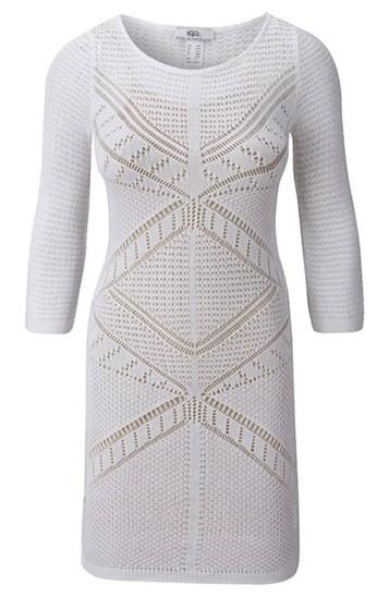 Biała sukienka, domodi.pl, 129 zł