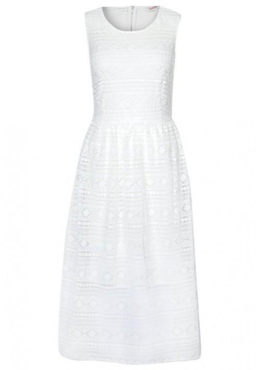 Biała sukienka, domodi.pl, 529 zł