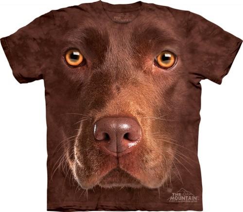 Kolekcja t-shirtów z psimi pyskami - The Mountain Polska