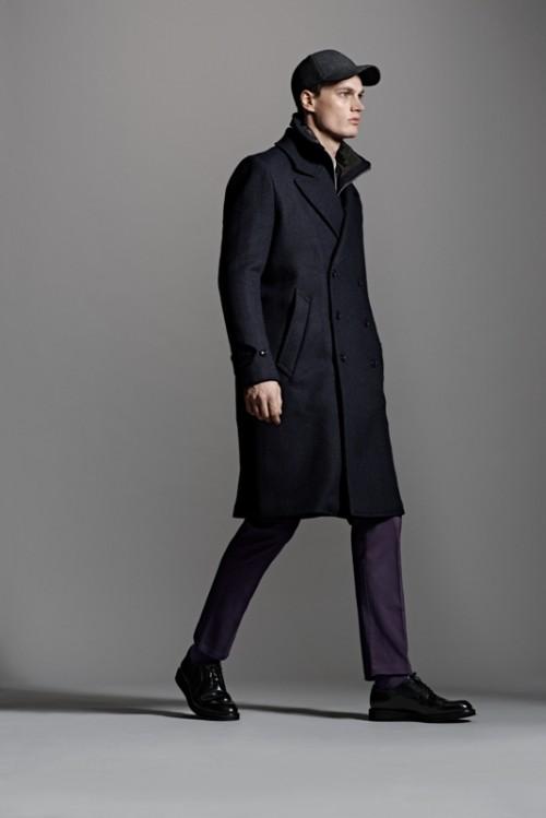 Męska kolekcja H&M - jesień 2013