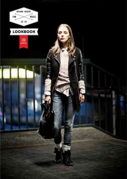 House - lookbook jesień 2013