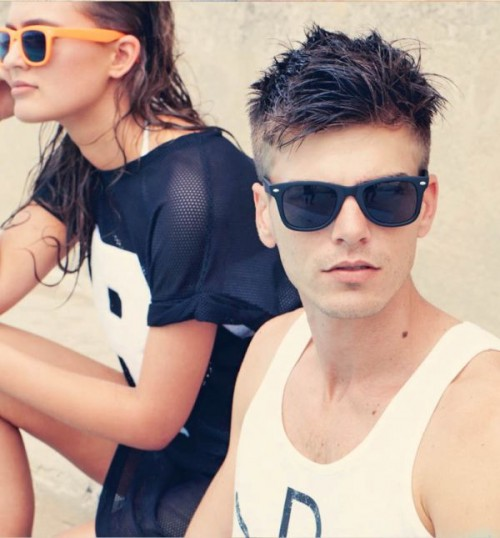 Plażowy look River Island lato 2013