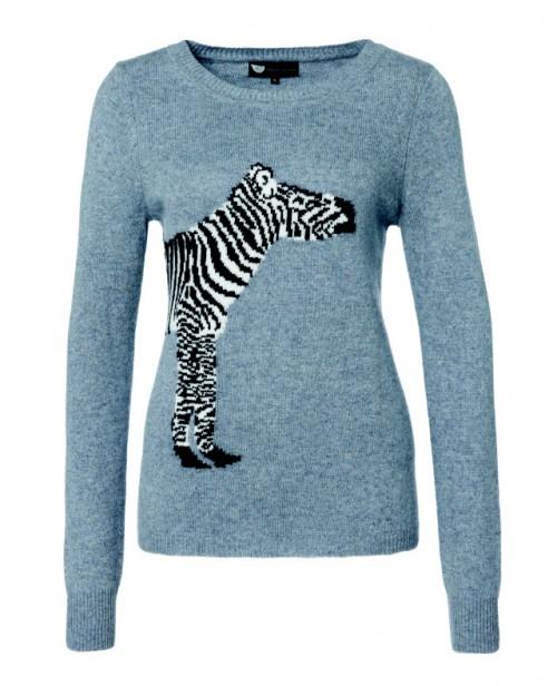 Sweter z zebrą, Van Graaf, cena: 249,95 zł