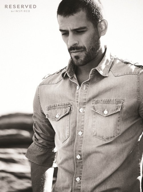Jeansowa kolekcja Reserved - jesień 2013
