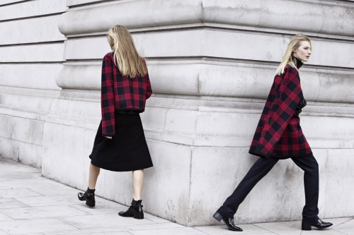 Zara - kampania na jesień 2013