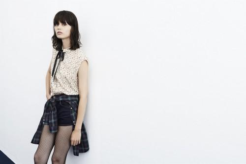 Zara TRF - lookbook na jesień 2013