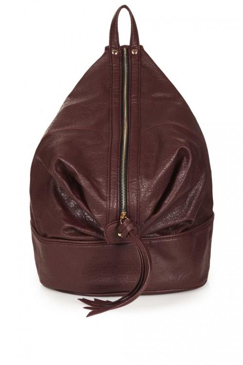 Plecaki i torby Topshop - jesień 2013