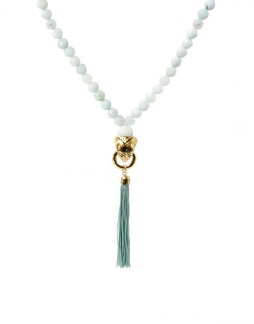Naszyjnik Bill Skinner Tiger Tassel Necklace, asos.com, cena: ok. 387 zł