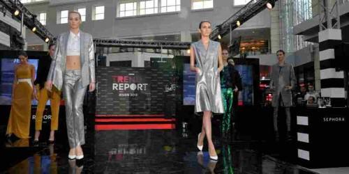 Sephora Trend Report - 5. edycja, pokaz mody przygotowany przez Agnieszkę Ścibior