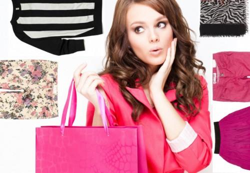 Wyprzedaże, moda, zakupy, kobieta, fot. Fotolia/Edipresse/materiały prasowe