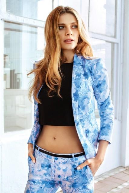 moda, trendy 2014, Top Secret - lookbook wiosna-lato 2014
