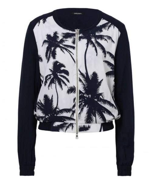 kurtka bomber jacket, Olsen, cena: 599 zł