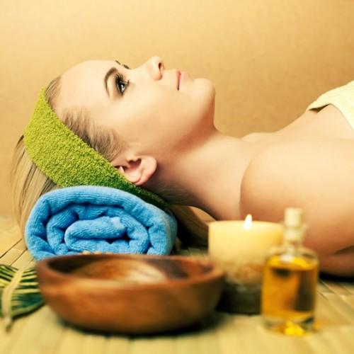 włosy, kobieta, spa, olejki, masaż/fot. Fotolia/Edipresse