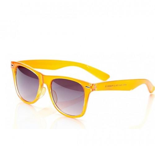 Żółte okulary przeciwsłoneczne, DD Sunglasses, cena: 79 zł