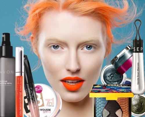 nowości makijażowe wiosna 2014