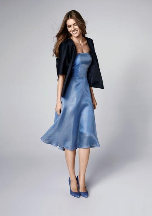 Sukienka Simple z kolekcji wiosna-lato 2014
