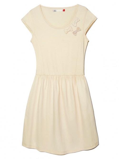 pastelowa, grzeczna sukienka, House, cena: 59,99 zł