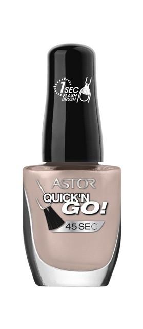 Pastelowy szybkoschnący lakier Astor, cena: 15,49 zł
