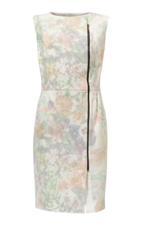 Kwiecista sukienka na wesele, Solar, cena: 529 zł