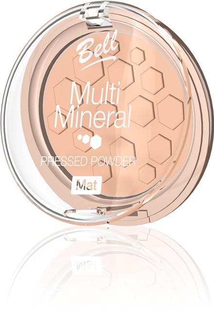 Puder prasowany – mineralny Multi Mineral Mat Pressed Powder, Bell, cena: około 17,40 zł