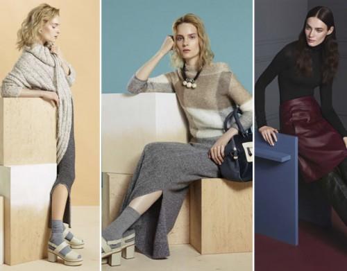 Solar - kolekcja jesień-zima 2014/2015, moda