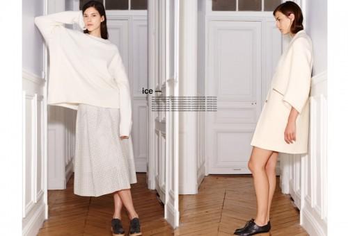 Zara - lookbook jesień-zima 2014/2015