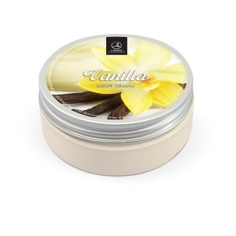 Masło do ciała o zapachu wanilii Body Creme Wanilia, LAMBRE, cena: 49,90 zł