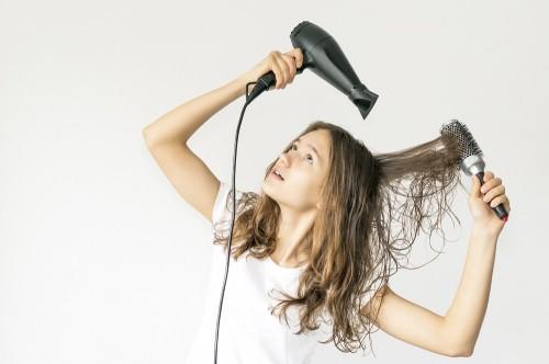 włosy, suszenie/fot. Fotolia/Edipresse