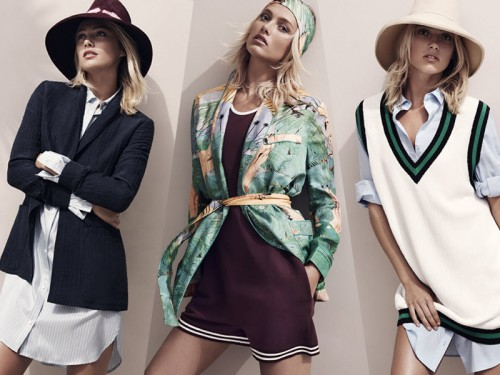 H&M kolekcja wiosna-lato 2015, moda